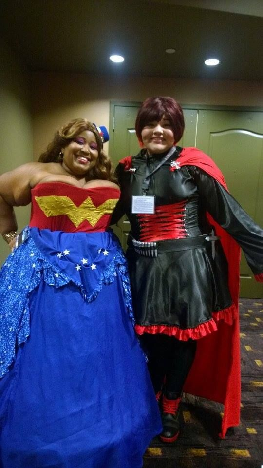 Ruby: Fb Page- Plus Size Cosplay Wonder Woman: Fb Page-Brichibi Cosplays