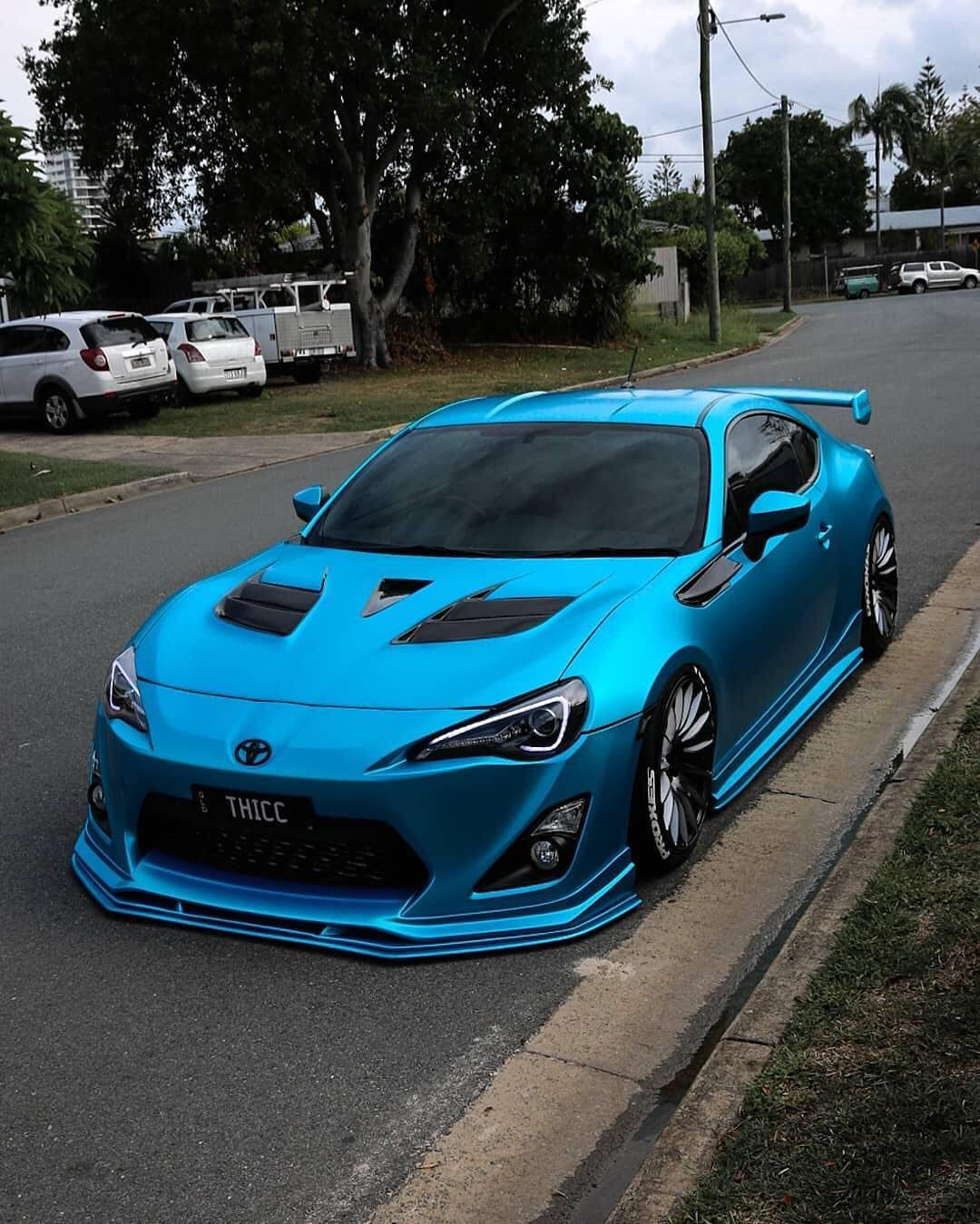Toyota GT86 . Owner thicc86 . Subscribe our page, if you