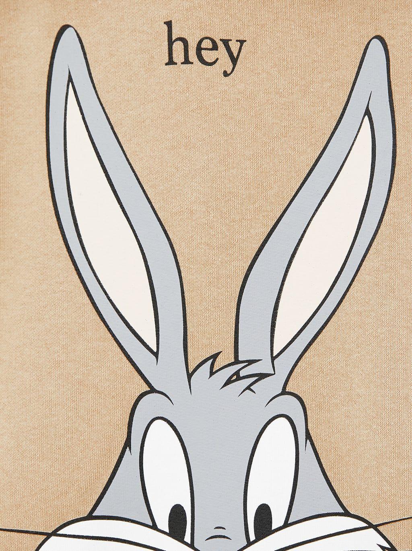Metallischer Papiertutenrock Bunny Wallpaper Cartoon Wallpaper Cartoon Wallpaper Iphone