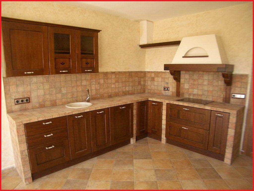 Muebles De Madera Rusticos Para Cocina 491685 Cocina Blanca Con ...
