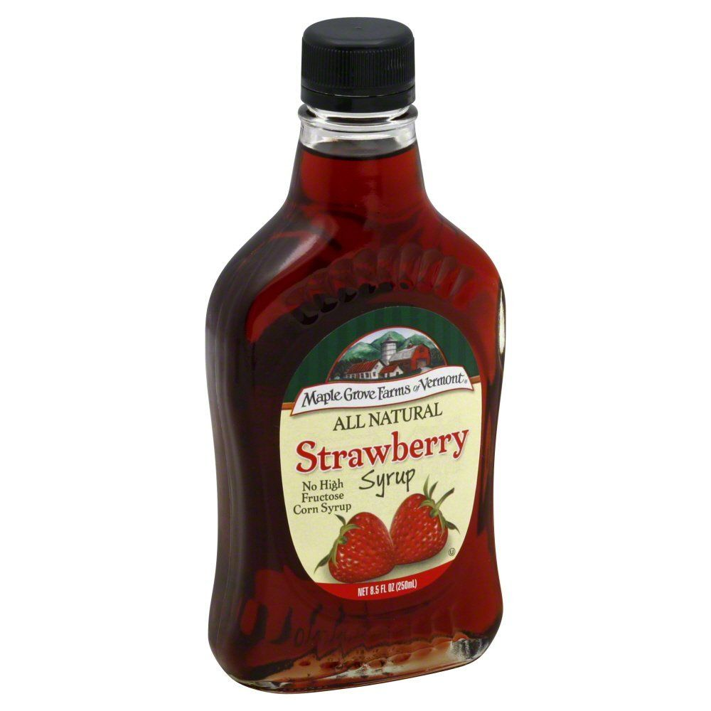 Maple Grove Farms Red Raspberry Syrup 8 5 Ounce 6 Per Case More Info Could Be Found At The Image Url Maple Grove Farms Raspberry Syrup Strawberry Syrup