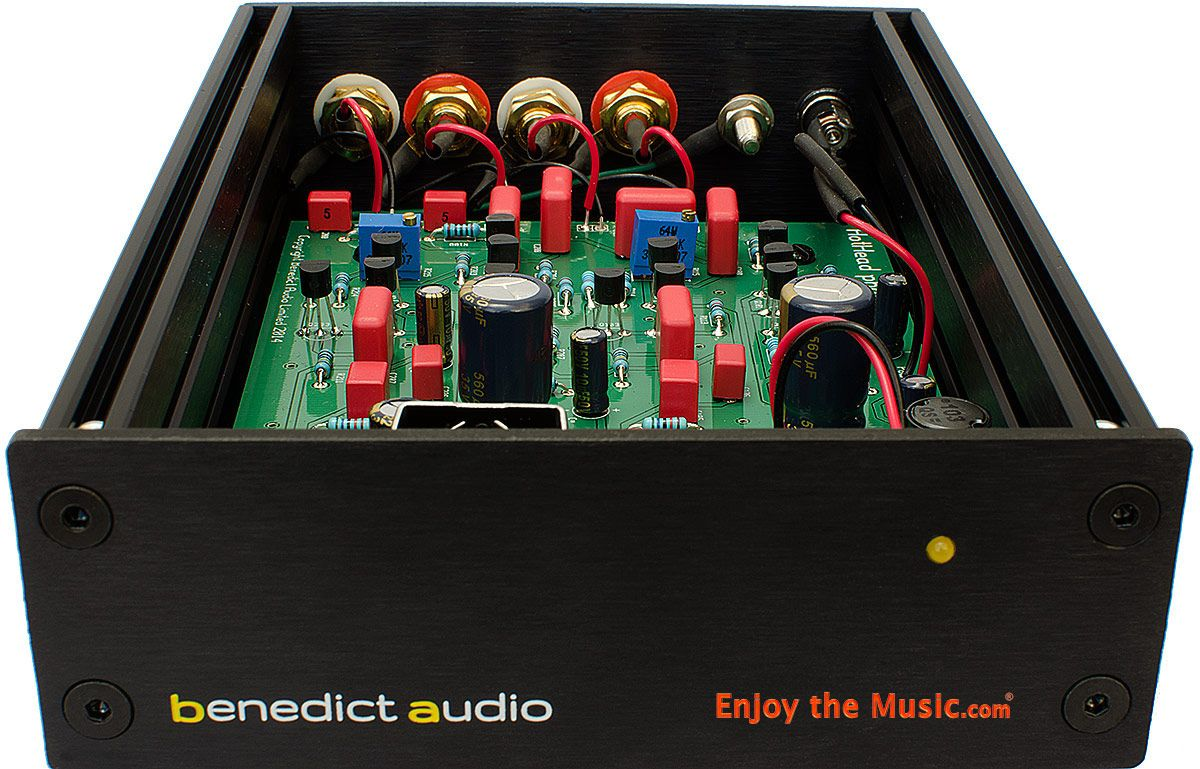 Eastern electric minimax dac plus review audiophile equipment