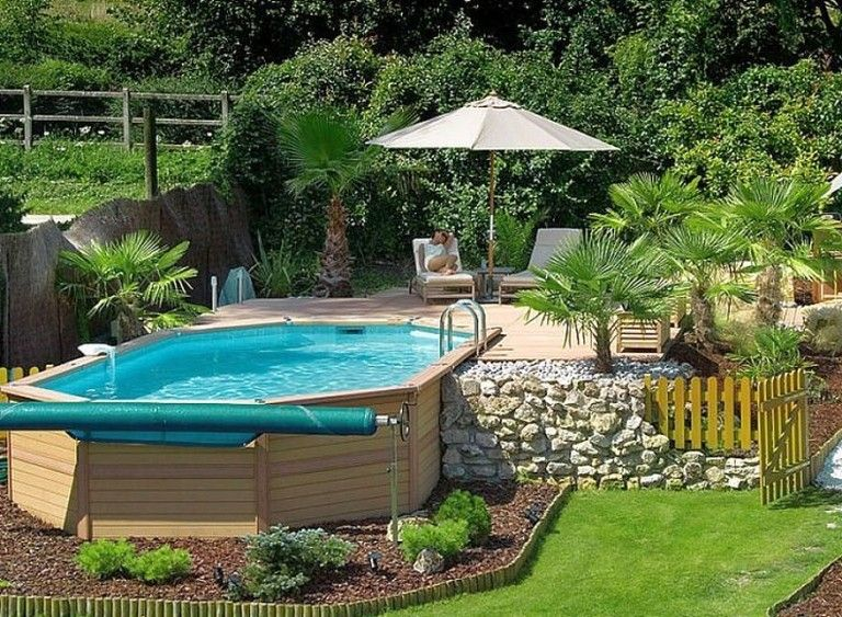 20+ Marvelous Backyard Pool Ideas On A Budget | Small ...