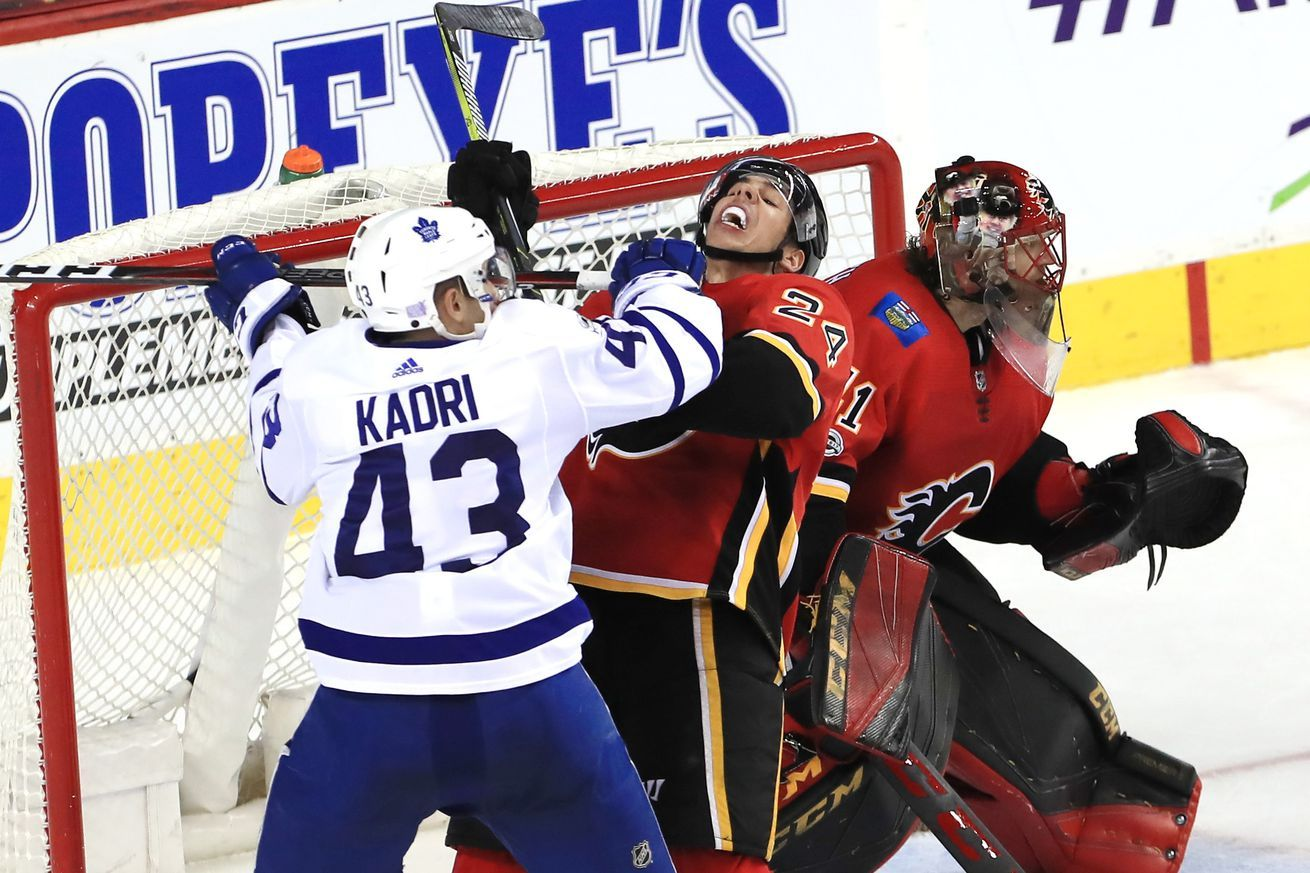 Rate The Flames vs Toronto Maple Leafs (With images