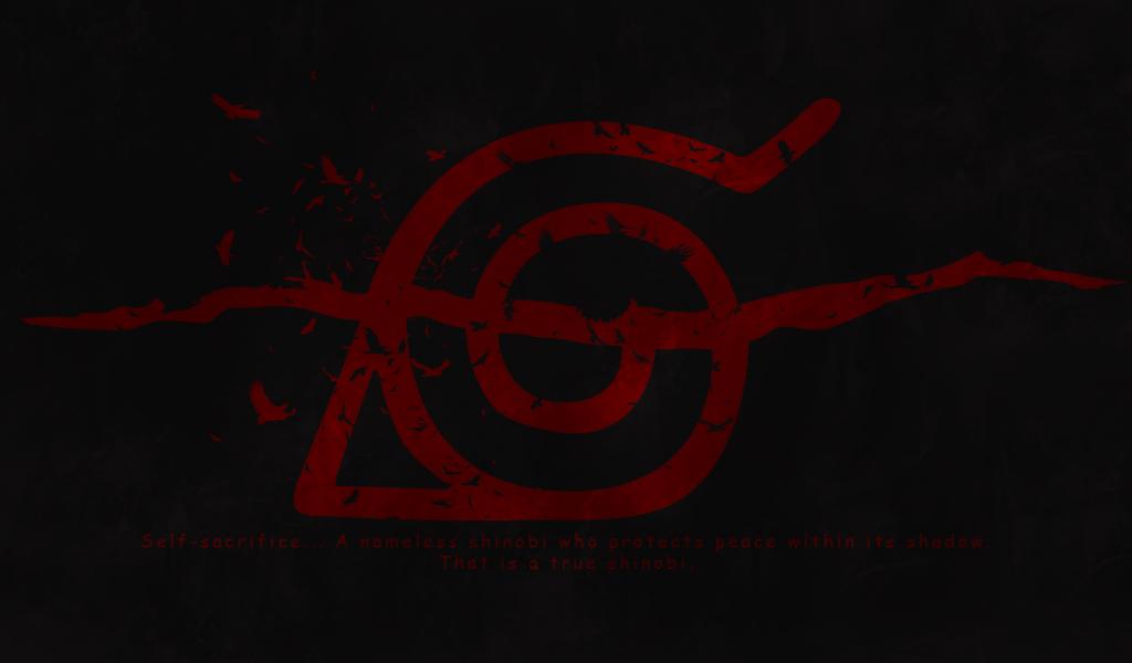 Wallpaper Naruto Symbol Di 2020