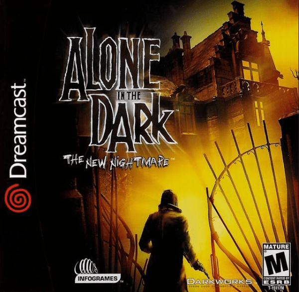 Alone In The Dark The New Nightmare Dreamcast Iso Free Download