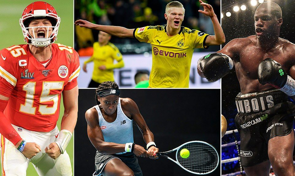 Meet the next generation of sporting superstars in 2020