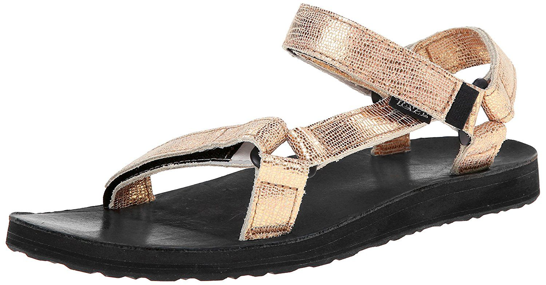 Teva Women's Original Univ Metallic Sandal * You can find