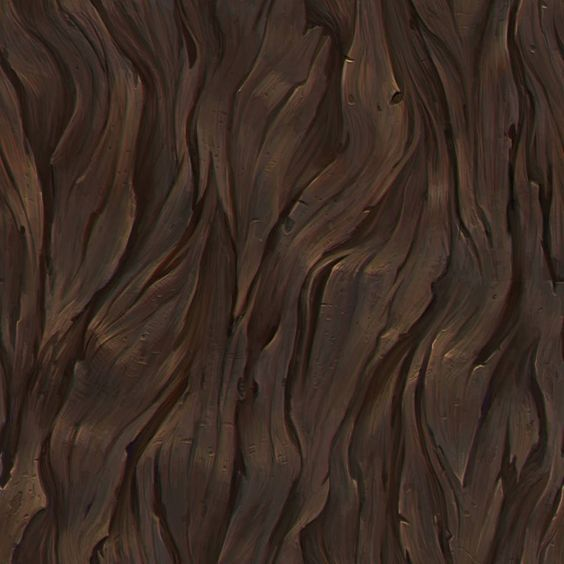 Sculpting Stylized Wood Zbrush Polycount Env