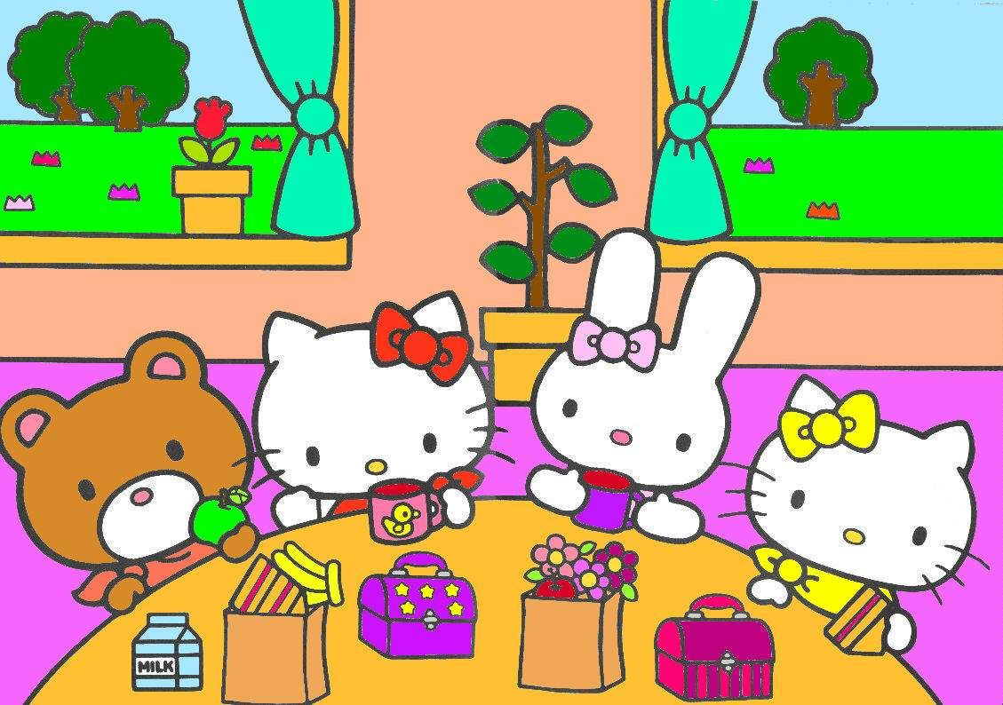 Hello Kitty Picture Gallery Page 15 Hello Kitty Pictures Hello Kitty Kitty