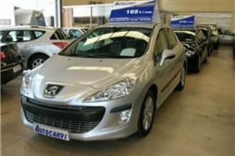 Autoparticulares Peugeot 308 Sport Hdi 110 Cv Coches
