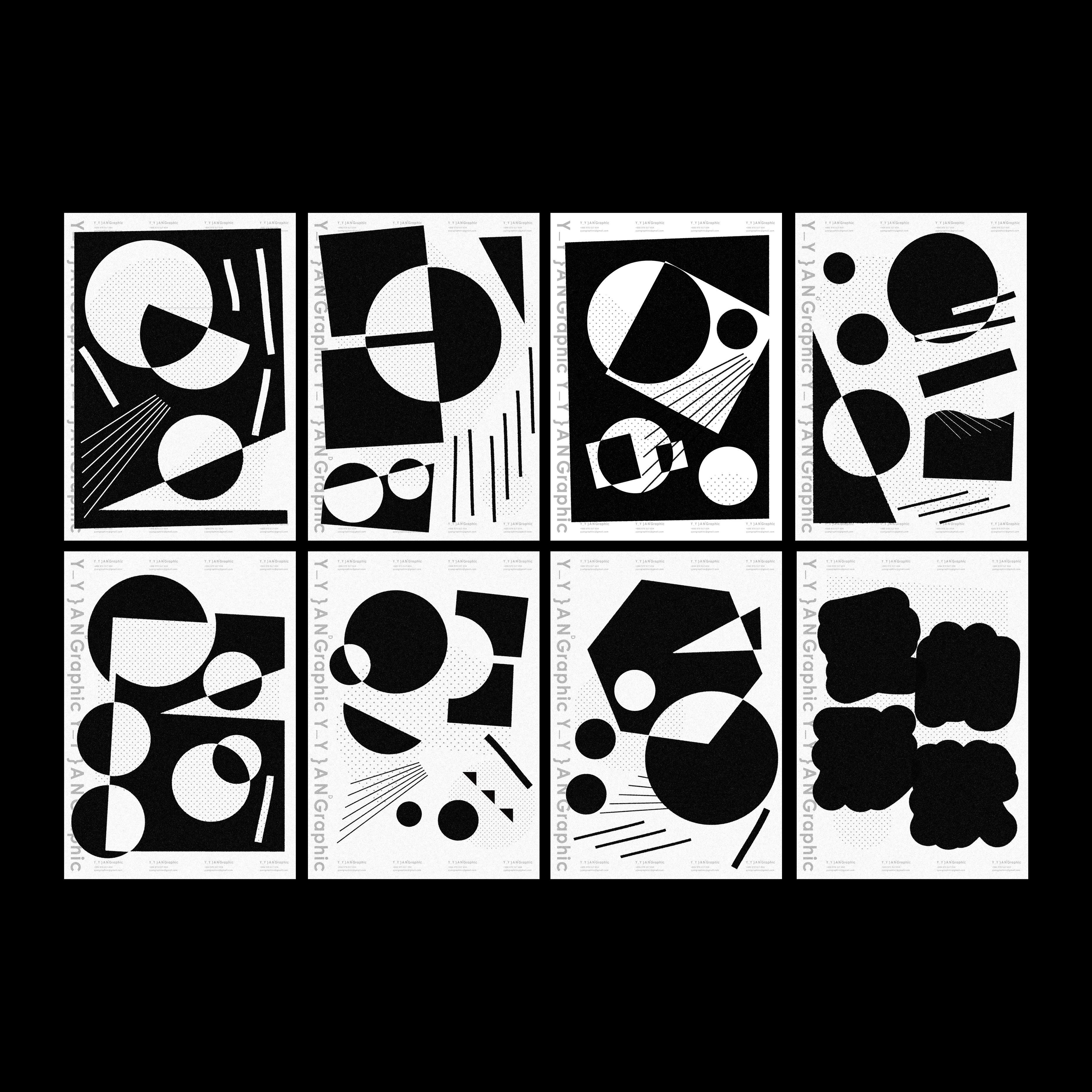 查看此 Behance 项目 U201clove Is Everything Poster Design U201d Https Www Behance Net Gallery 50901967 L Geometric Graphic Poster Design Graphic Design Lessons