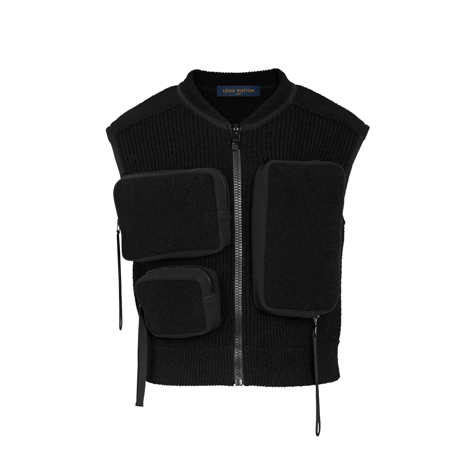 Products by Louis Vuitton Multi 3D Pockets Gilet in 2020