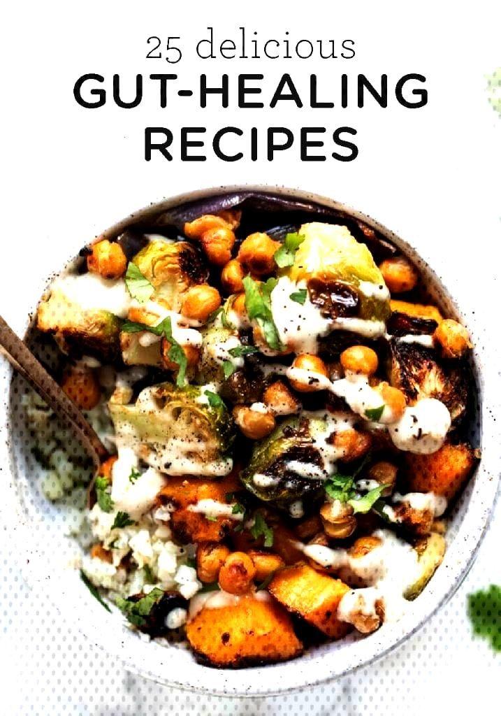 Healing Recipes | 25 Easy amp Delicious Recipe Ideas - Simply QuinoaGut Healing Recipes | 25 Easy amp D