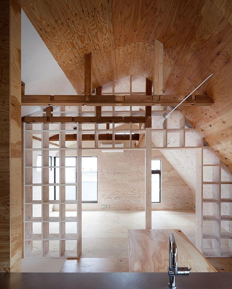 納谷建築設計事務所さんはinstagramを利用しています 宮の坂の住宅