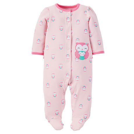 Pin By Shelovesdog On Baby Girl Pajamas Carters Newborn