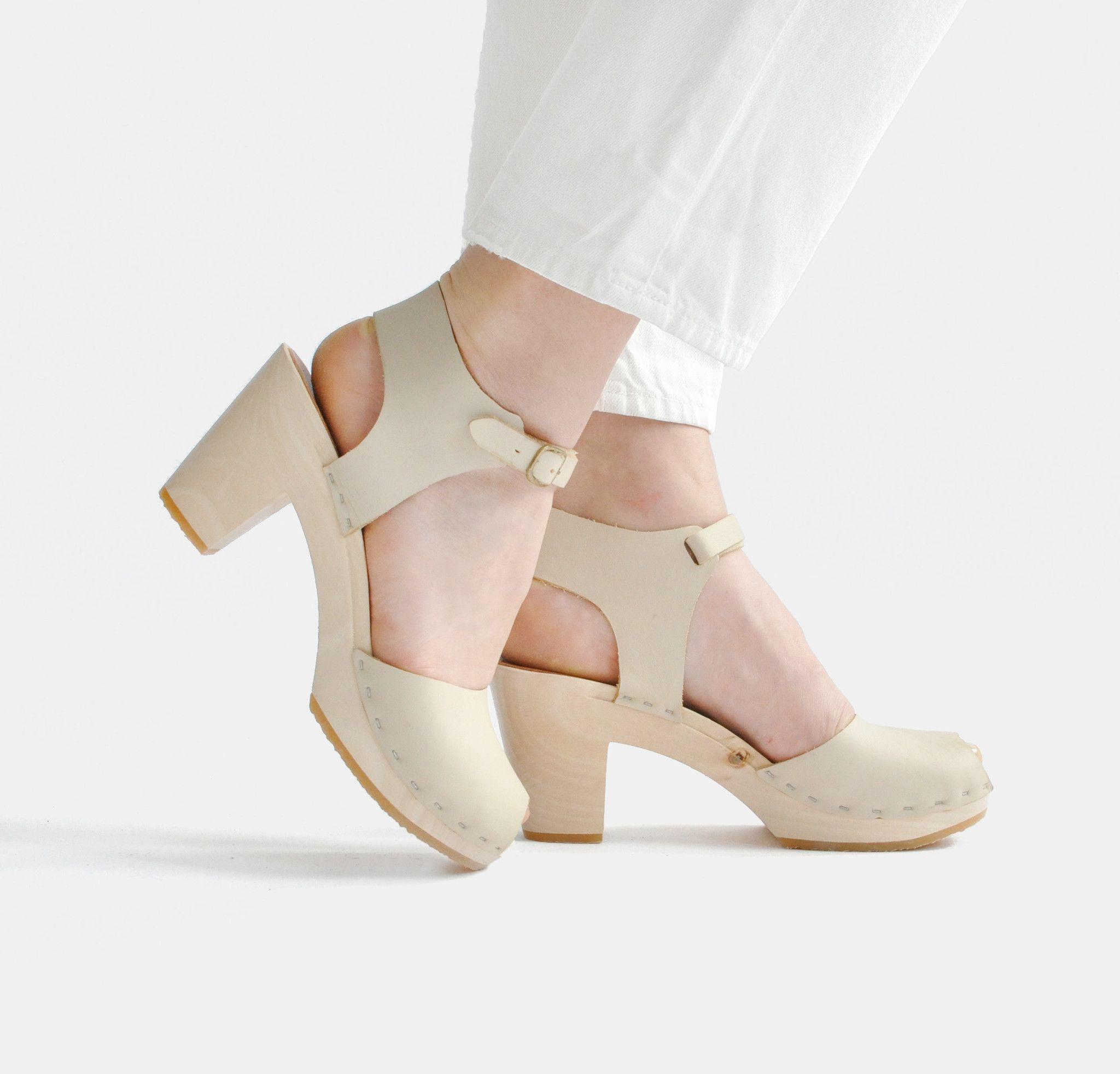 Alice Peep toe-Bridal
