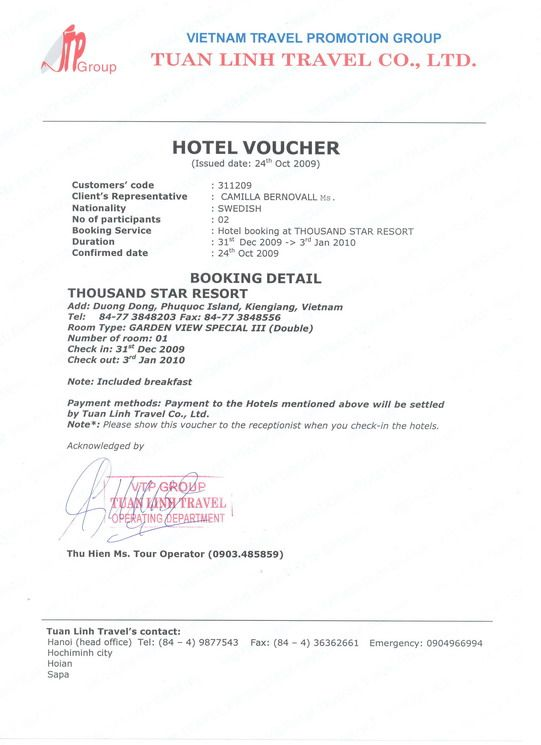 sample authorization letter for voucher serversdb payment template - Hotel Gift Certificate Template
