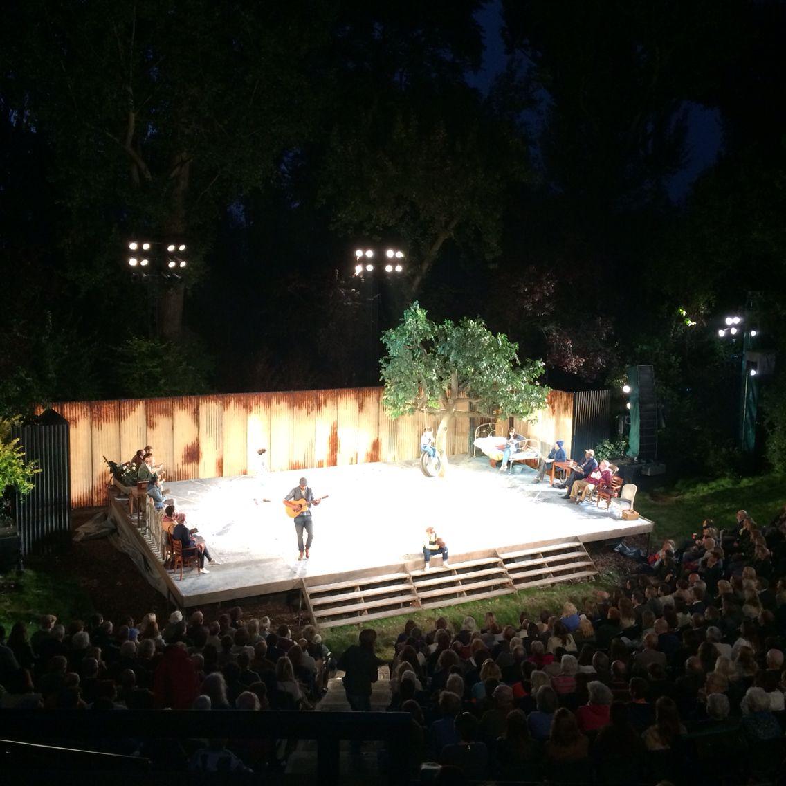 To Kill a Mockingbird, live in Regents Park open air