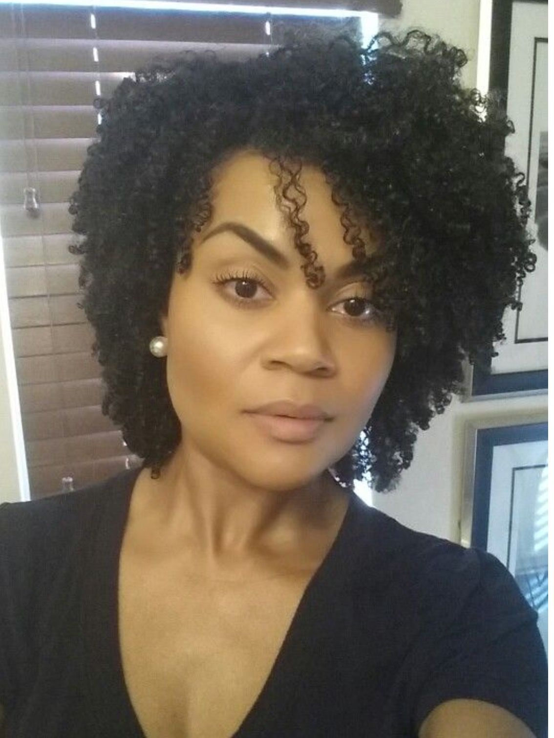 Just Beautiful Natural Curly Styles In 2019 Natural Hair