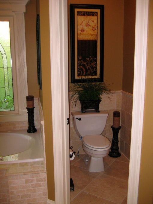 Decoration wc – 10 Idées deco wc moderne | Toilet room, Toilet and ...