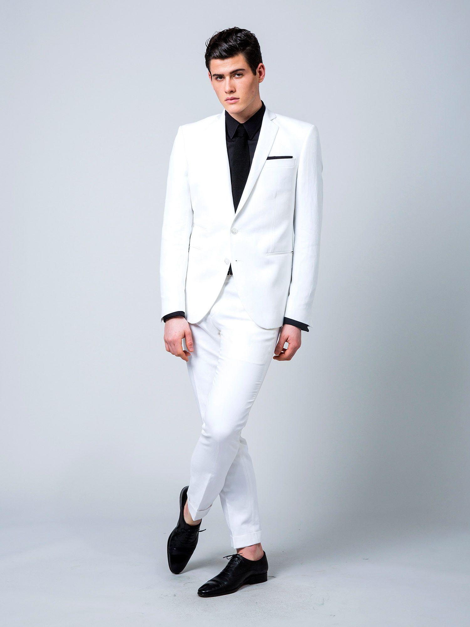 Costume Blanc Homme Luxury Samson Costumes Sur Mesure