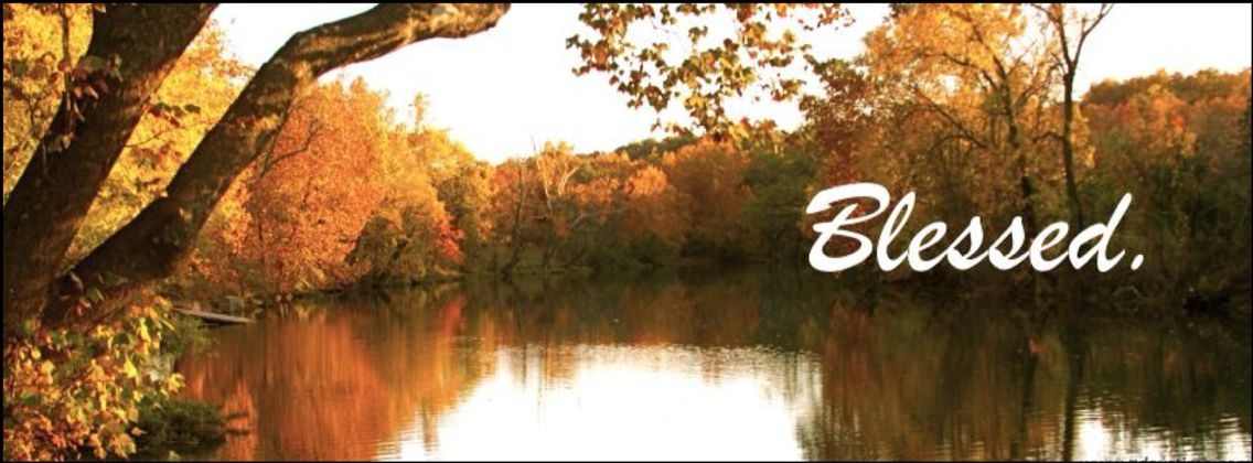 Blessed Fall facebook cover photos, Fall cover photos