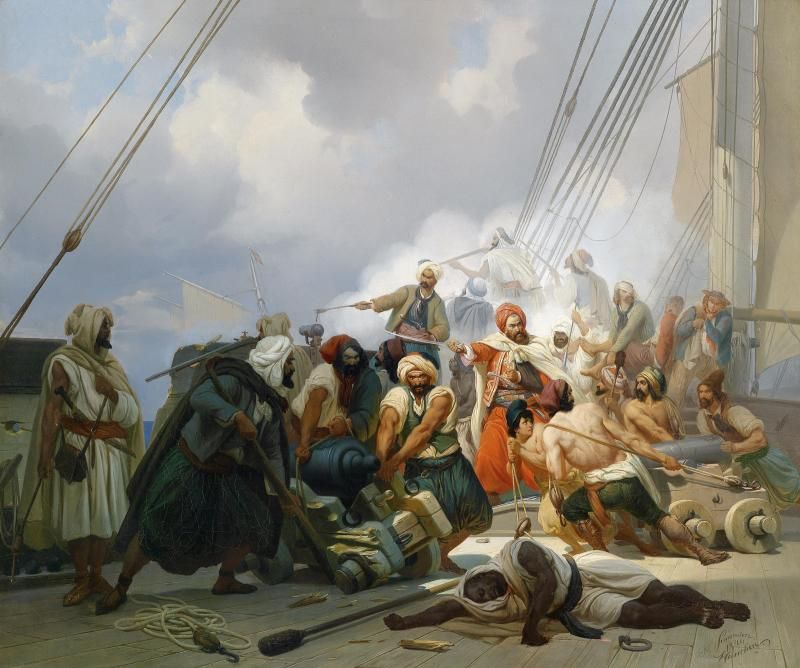 Barbary Corsairs | Under The Black Flag | Pinterest ...