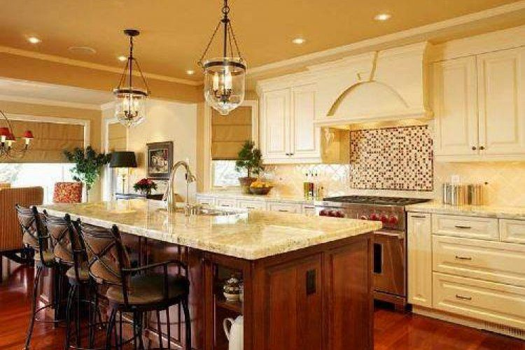Incroyable Country Kitchen Lighting Fixtures | Country Kitchen Island Lighting  Home Designs Wallpapers French Country .