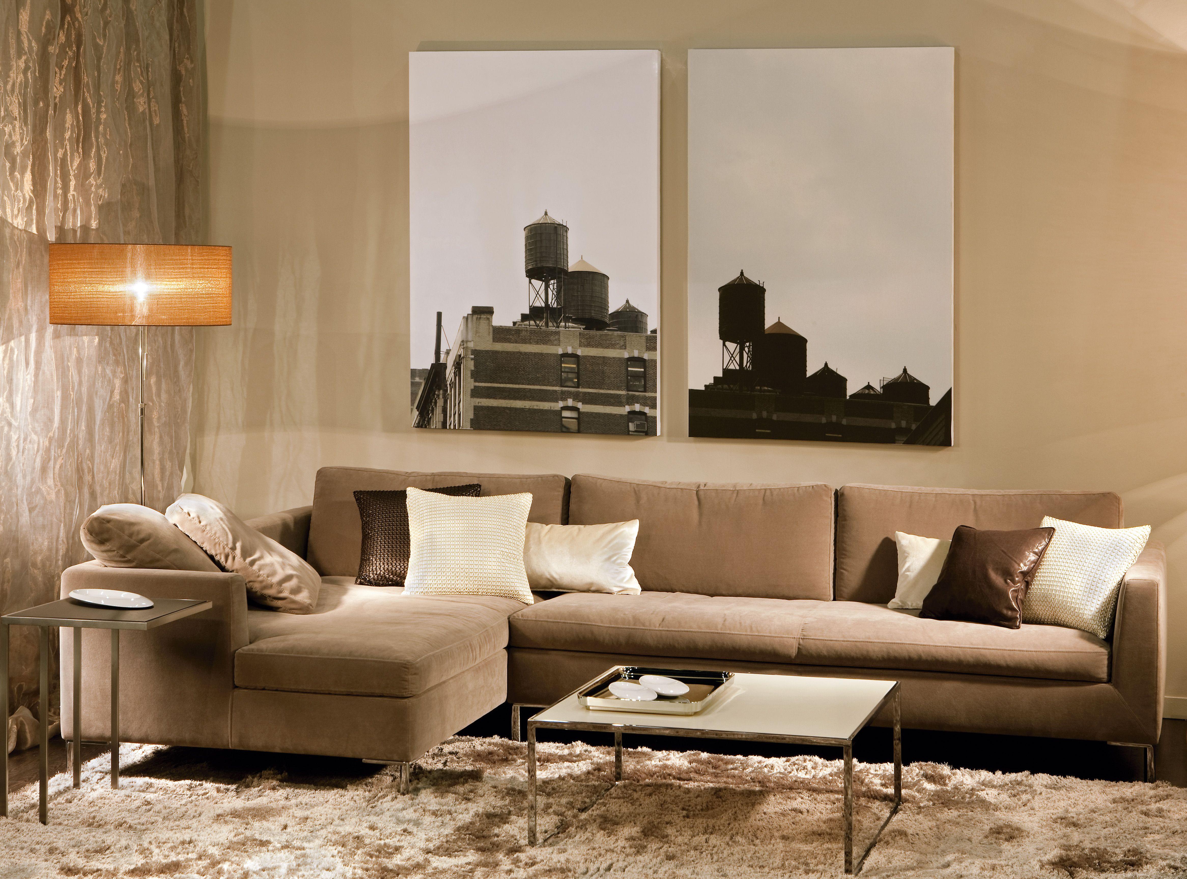 Byron Sofa Cameo Tische By Christine Kroncke Innenarchitektur
