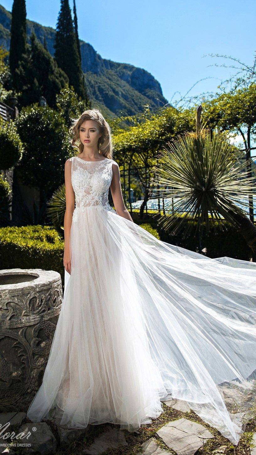 NEW. ELENA MORAR Wedding dress 2018 Fatin Greek dress | Wedding ...