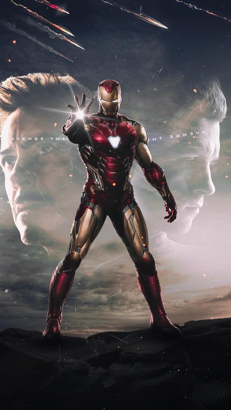 Wallpaper Marvel Mcu Tonystark Ironman Spiderman Peterparker