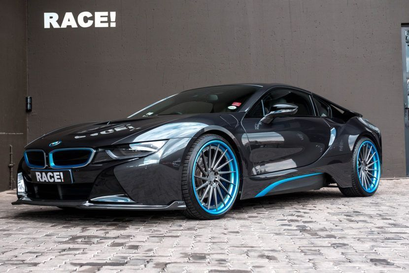 Bmw I8 From South Africa Gets Pimped Out The Latest Information