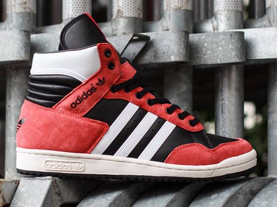 adidas Originals Pro Conference Hi - Black - Highless Red - Running White -  SneakerNews.