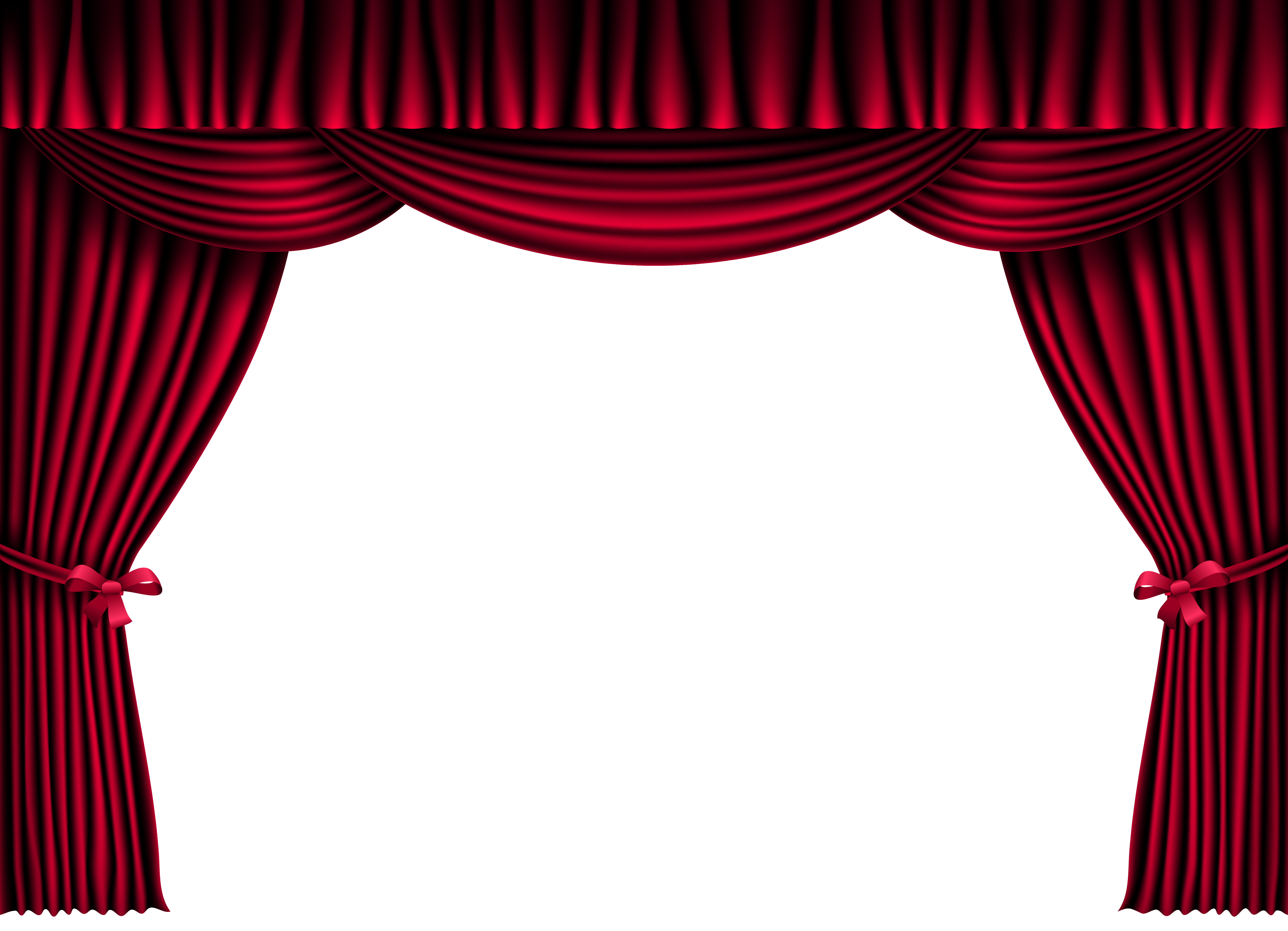 Red Curtains Png Clipart Image Gallery Yopriceville High Quality Images And Transparent Png Free Clipart Red Curtains Curtains High Quality Images