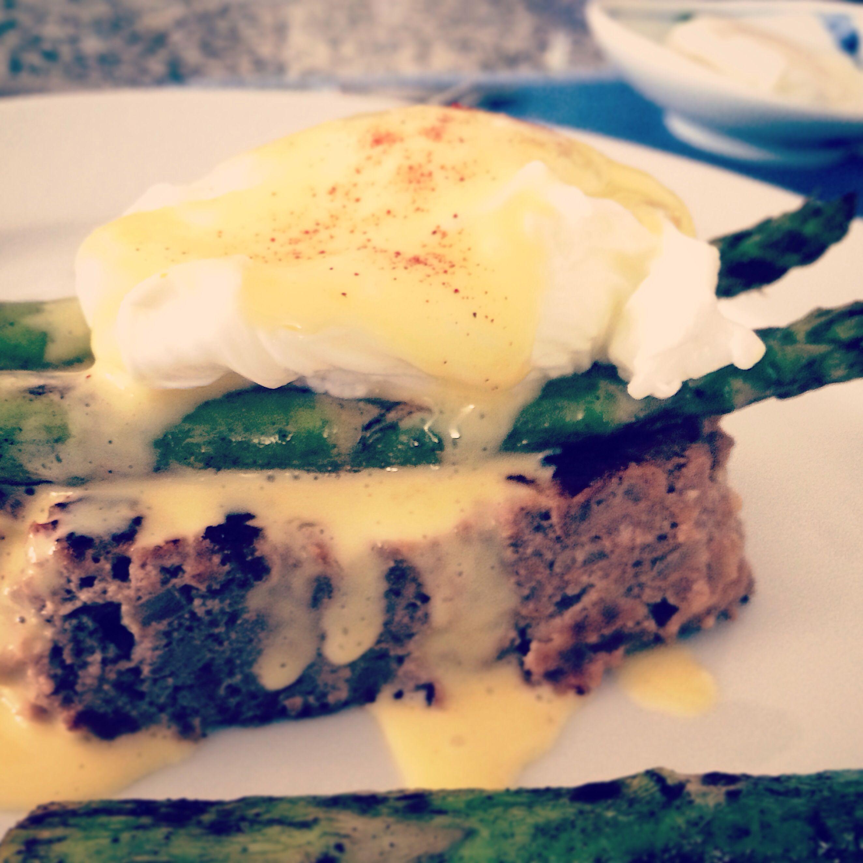 Meatloaf Eggs Benedict Eggs Benedict Breakfast Eat
