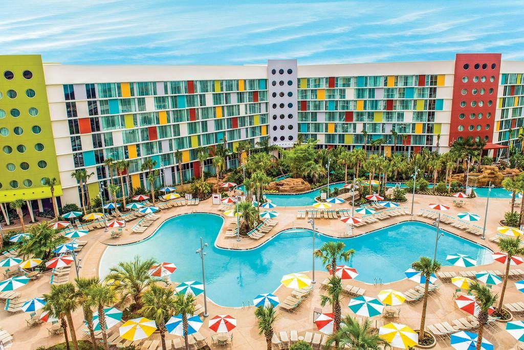 Southwest Airlines Universal S Cabana Bay Beach Resort Orlando Usa 5244 Guest Reviews Book Your Hotel Now