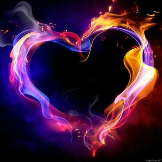 Pin By Madeline On Fondos Fire Heart Heart Wallpaper Love Wallpaper Cool love wallpapers moving