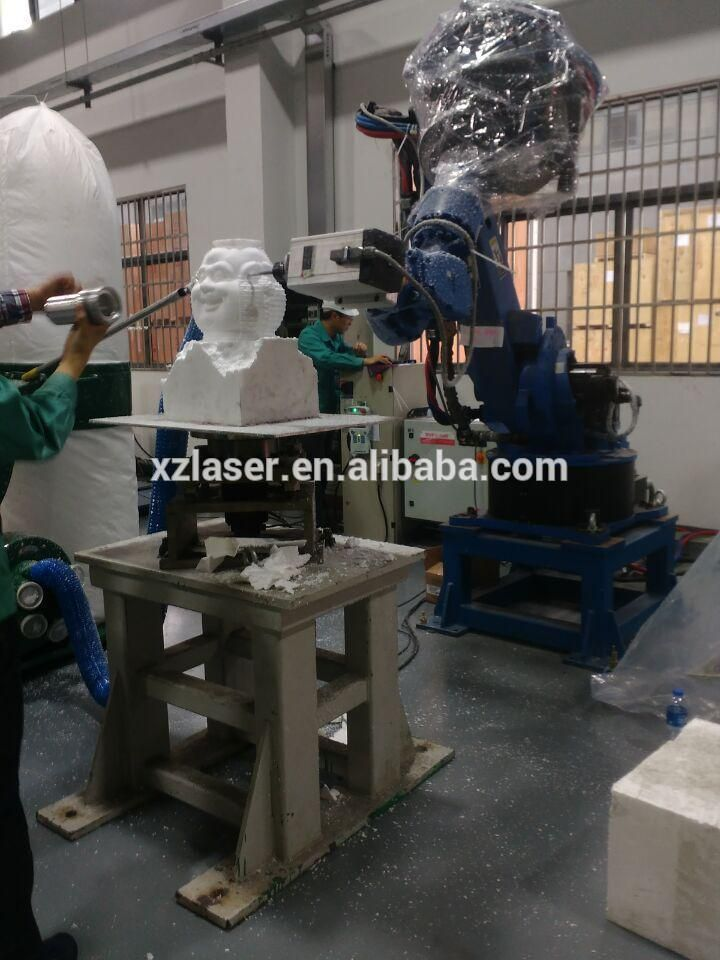 New arrival 3D engraving machine robot 6