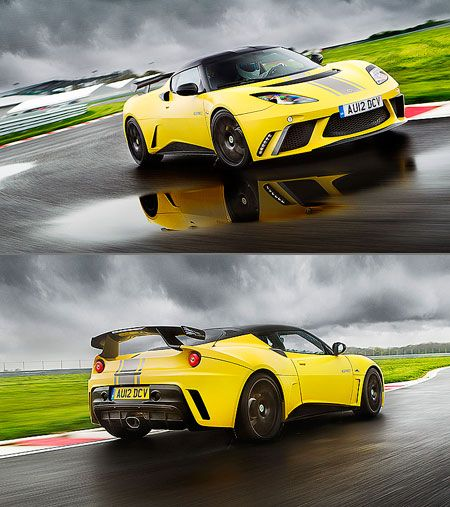 Best Lexus Sports Car: Lotus Evora GTE Is Company's Most Powerful Car Ever
