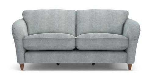Casa Mila Large Formal Back Sofa Casa Mila | DFS