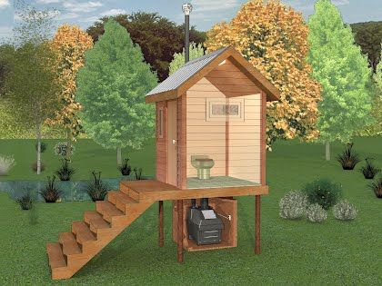 Outhouse Design 7