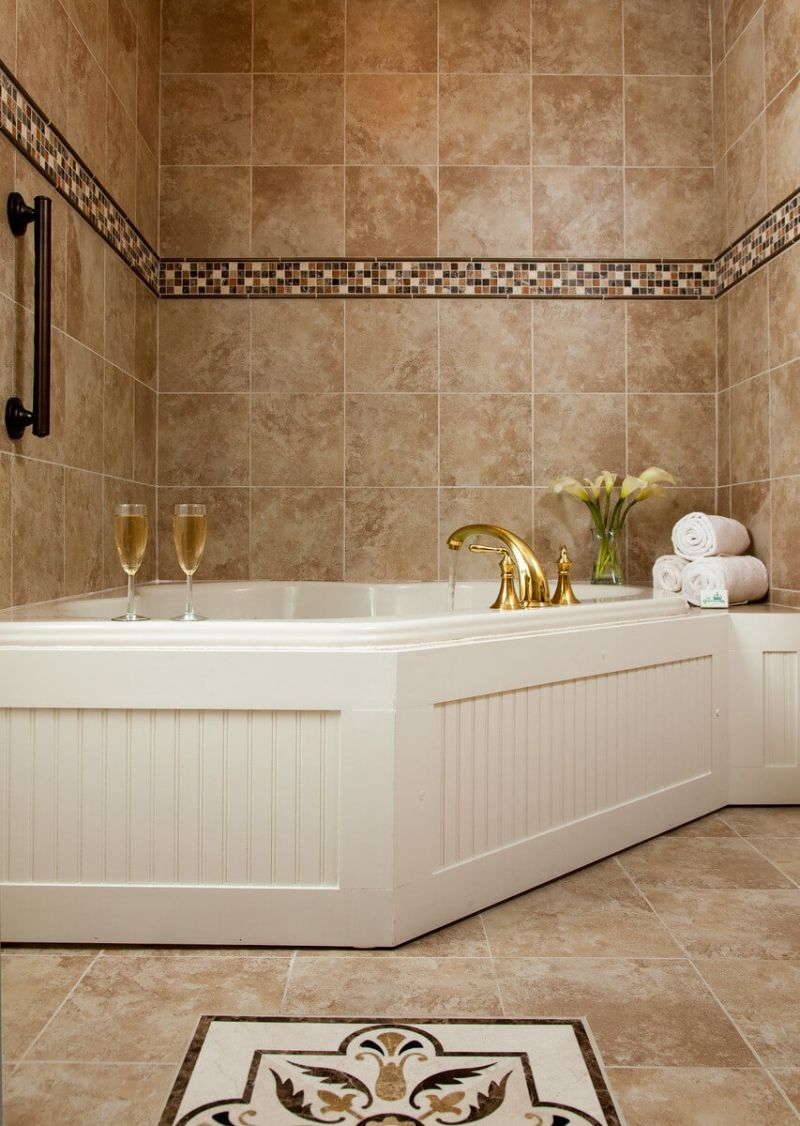 Dramatic 2 Person Bubble Jet Tub | Guest Rooms, B&Bs, Hotels ...