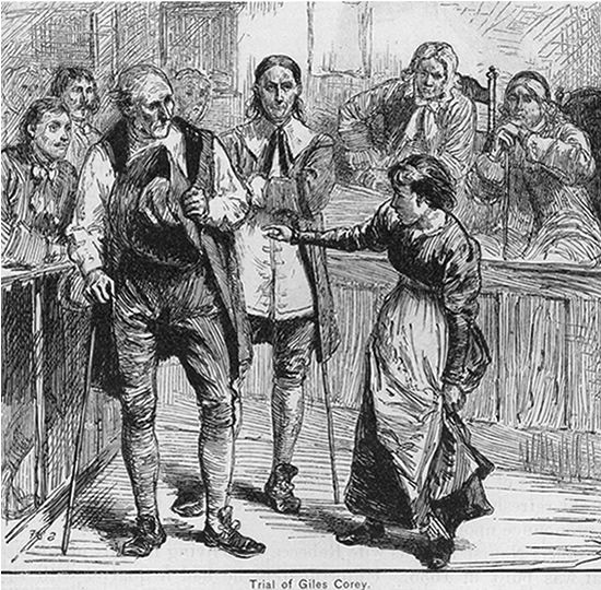 the salem witch trials inevitable tragedy The salem witchcraft trials were a horrific set of events that caused harm to many  people, but it was essentially bound to happen that is not to.