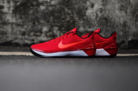 buy popular a6f74 bf9eb The Nike Kobe A.D. University Red Drops Next Week