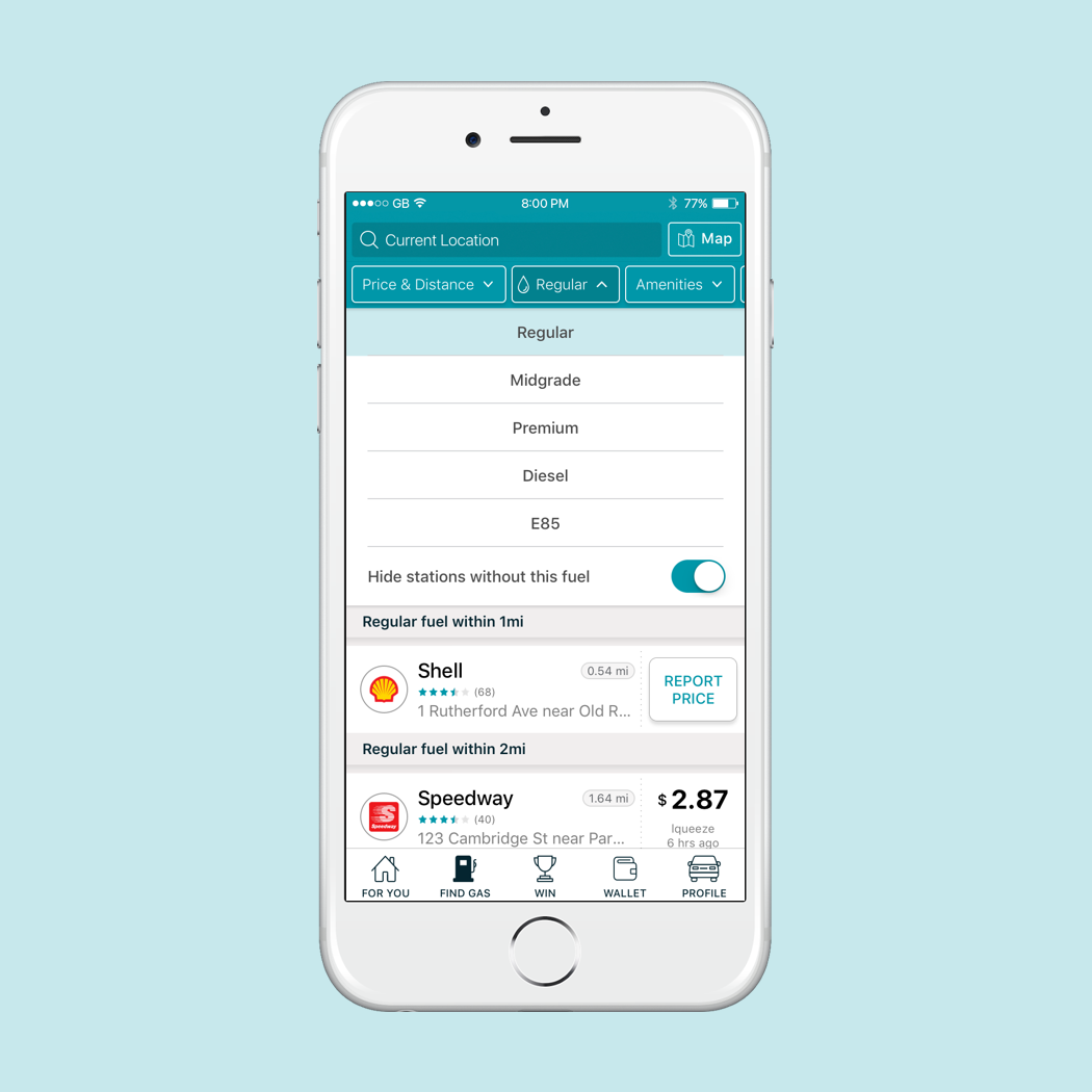 7 Hidden Features in the GasBuddy App You Need to Know