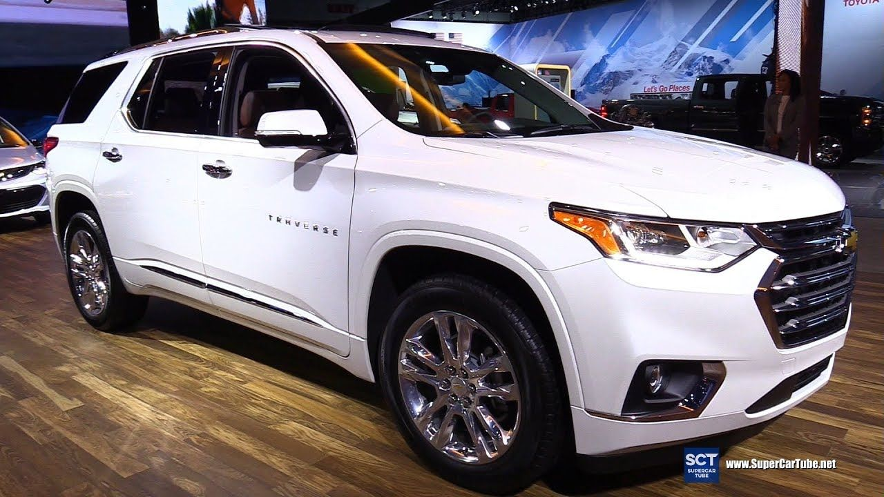 2018 Chevrolet Traverse High Country Exterior And Interior