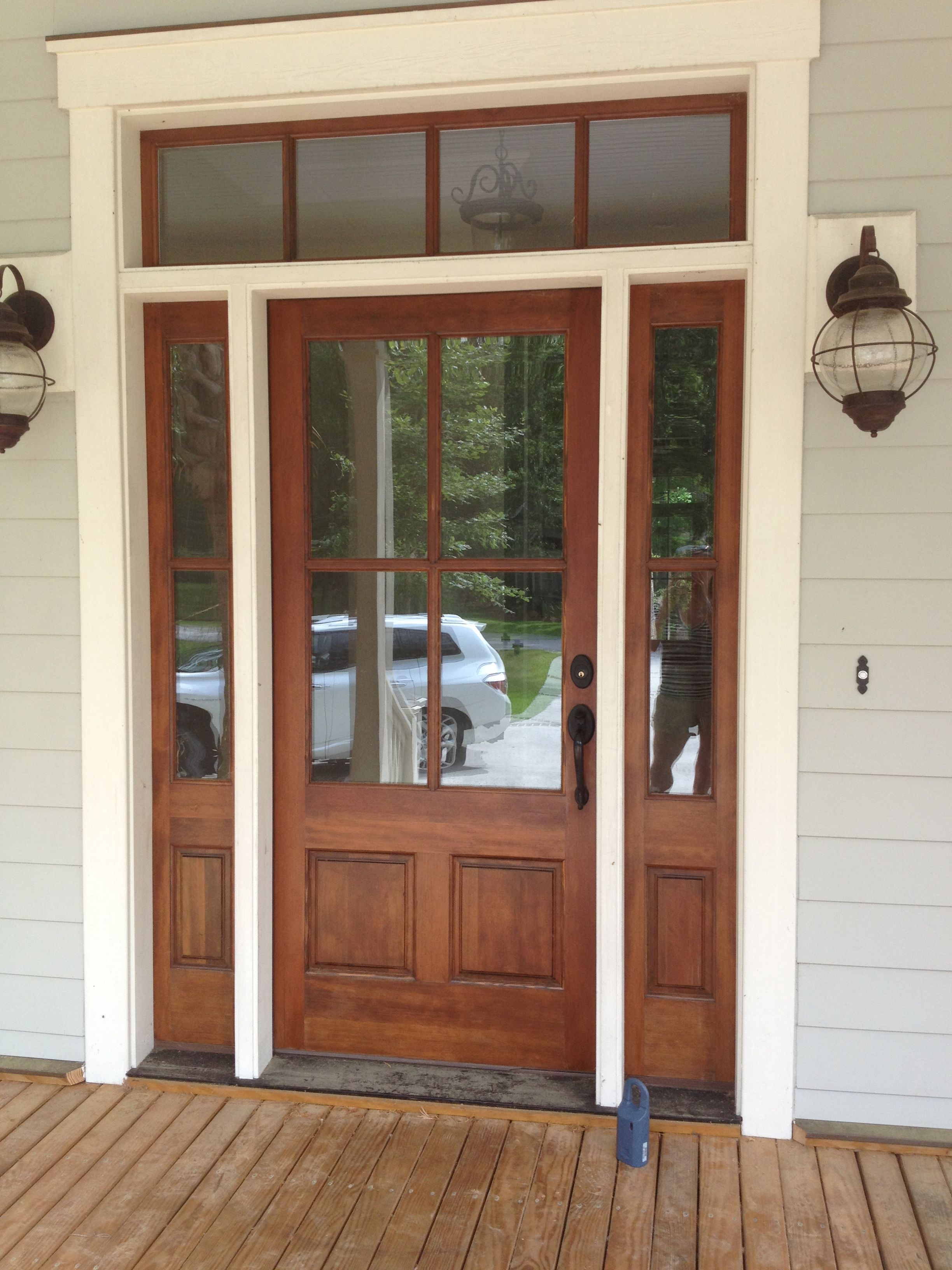 Front Doors With Windows