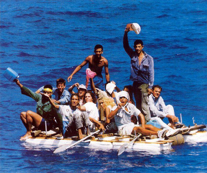 Cuba Culture   Cuba X: balseros (running away to USA) « culturespanishamerica