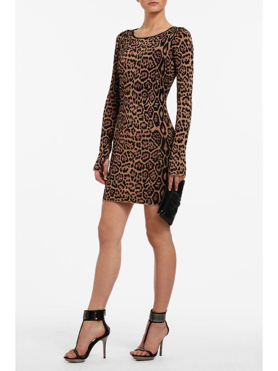 Animal Print Dresses For Women Dress Xy Simple Long Sleeve Dress Long Sleeve Dress Long Sleeve Print Dress [ 1200 x 900 Pixel ]
